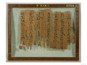 papyrus-from-the-ramesseum-middle-kingdom-papyrus